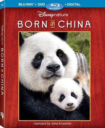 Disneynature Born In China Blu-ray