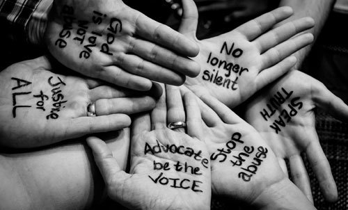 Never do you deserve to be bullied or mistreated with abuse.