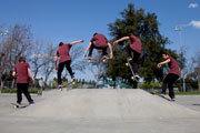 Preview ollie skateboard pre
