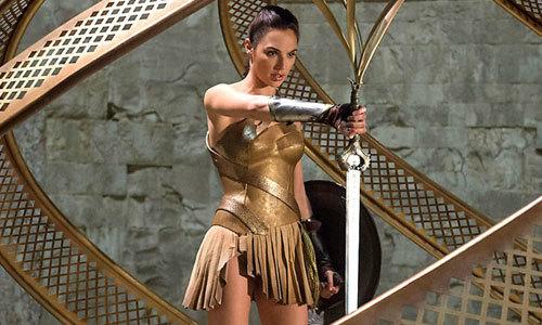 Diana takes the God Killer sword