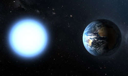 Space Term - White Dwarf
