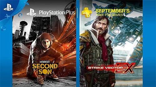 September 2017's Free PS4 Games.