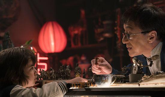 Jackie Chan tells the Ninjango story