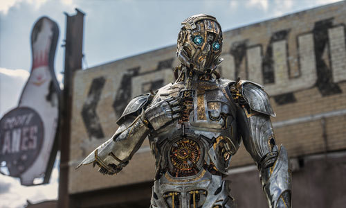 Cogman, sent to bring Yeager to the U.K.