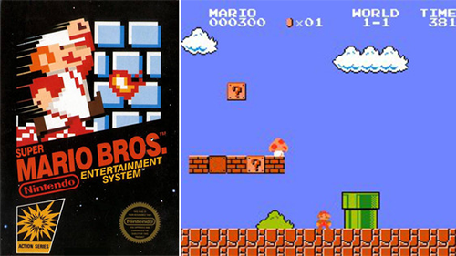 Super Mario Bros on the NES is undoubtedly one of the most important games ever.