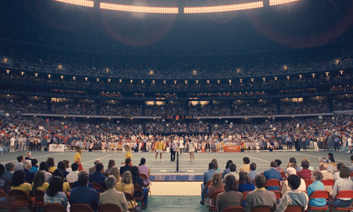 The Battle of the Sexes at the Houston Astrodome