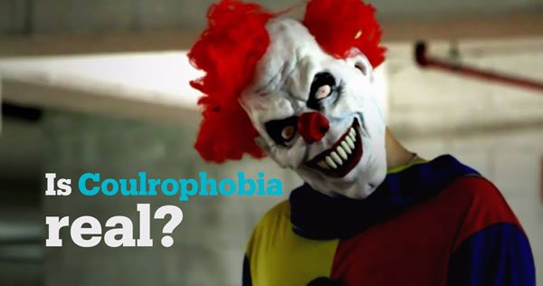 Many people fear clowns.