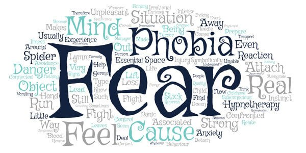 Feature fears and phobias help feat