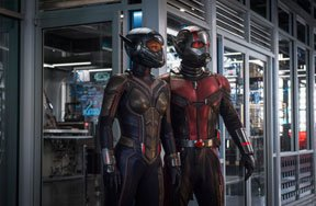 Ant-Man and the Wasp Blu-ray Review