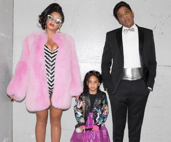Bey and Jay made Halloween a family affair in 2017, livin' the dream in a Barbie world