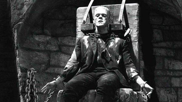 The Legend of Frankenstein