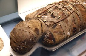 The Legend of Mummies