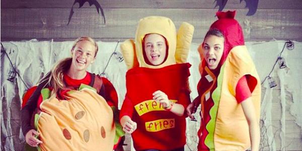 Food is the top trending Halloween costume of 2018