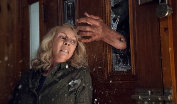 Laurie is again terrorized by Michael Myers