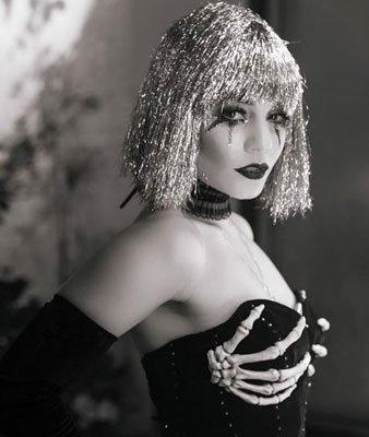 Wear a cool wig like Vanessa Hudgens