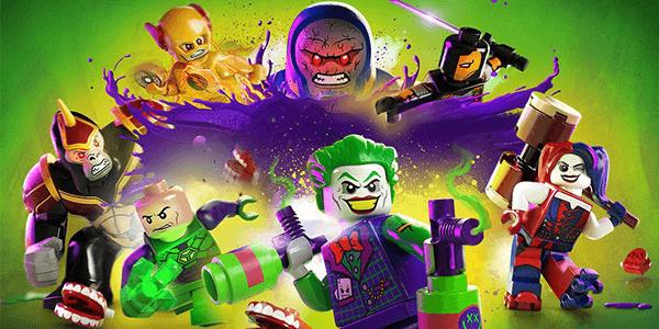 LEGO DC Super-Villains Game Review