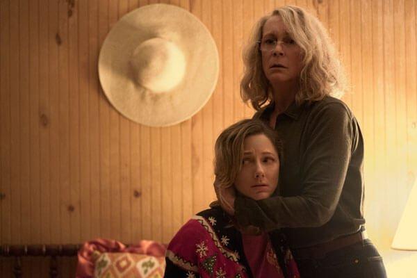Laurie loves daughter Karen