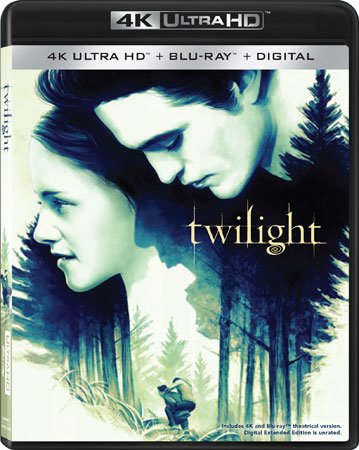 Ten Years of Twilight Blu-ray Cover