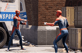 Spider-Man PS4's New Game Plus