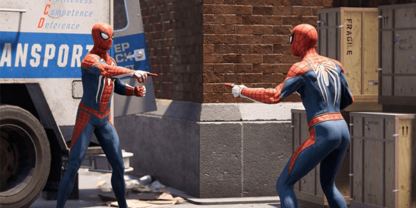 Feature feature spider man ps4 new game plus