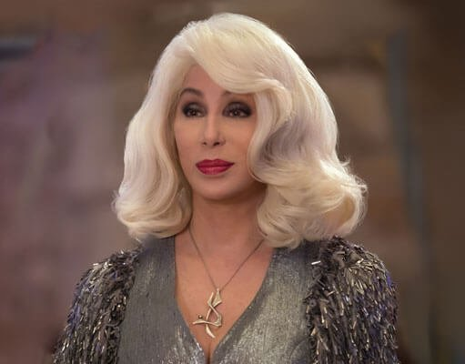 Cher plays Sophie's glam granny