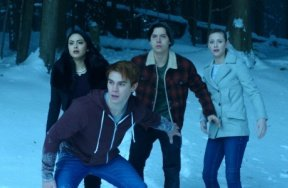 Preview preview season 1 episode 13 the sweet hereafter archie, jughead, betty, and veronica at river