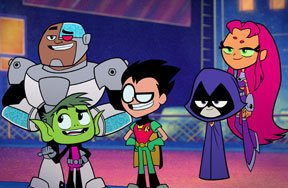 Teen Titans GO! to the Movies Blu-ray Review