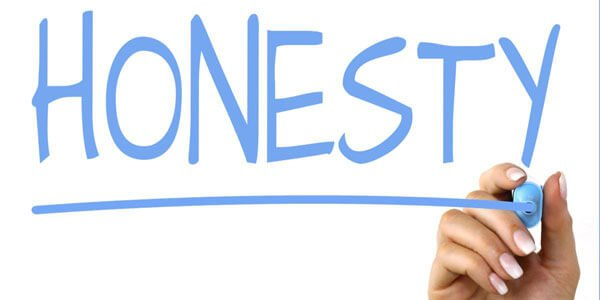 Feature learn all about honesty feat