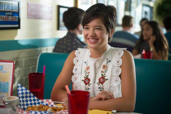 Peyton as Andi in the Season 3 premiere
