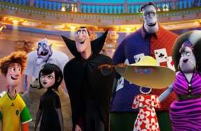 Hotel Transylvania 3 Blu-ray Review: Fun Shipboard Romance