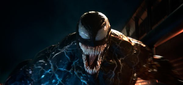 A frightening Venom