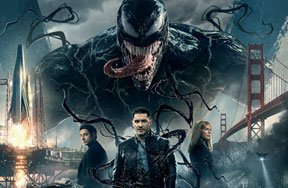 Venom Movie Review: More Funny than Threatening