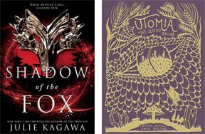 The Top 5 Most Anticipated Young Adult Fantasy Novels This Month!
