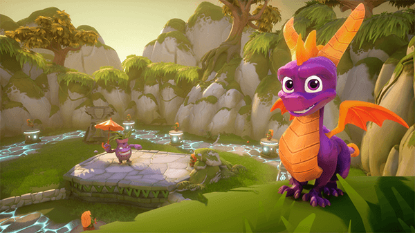 The Spyro Reignited Trilogy's upcoming release probably explains why it's missing from the PlayStation Classic.