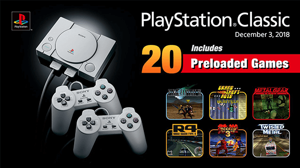 There are some genuine classics on the PlayStation Classic but a few essentials are missing.