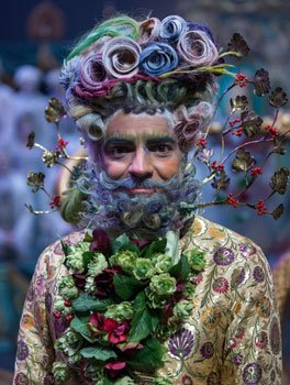 Regent of the Land of Flowers is colorful