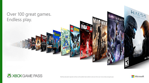 Xbox Game Pass is unquestionably the best value in video games.