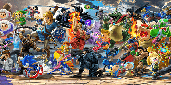 Feature feature november smash bros final roster