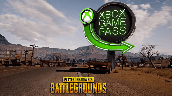 Xbox Game Pass subscribers can now play PUBG!