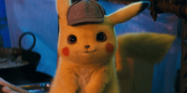 Detective Pikachu Speaks in the First Live-Action Pokémon Movie
