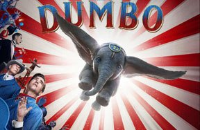 New trailer for Disney's live-action Dumbo