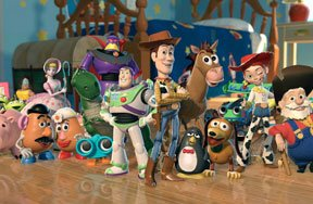 Preview toy story 2 movie pre