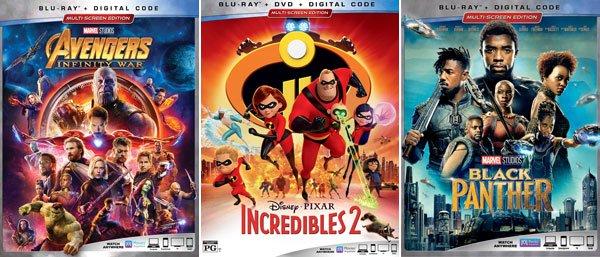 What superhero movie will you take home?
