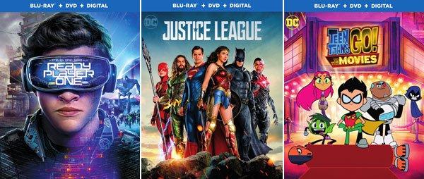 Justice League, assemble!