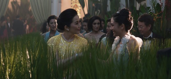 Rachel befriends Malaysian royalty