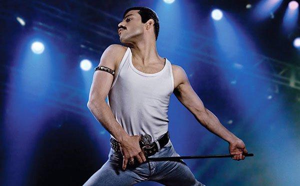 Classic Freddie Mercury pose