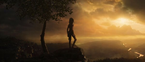 Mowgli has to decide-the jungle or the human village