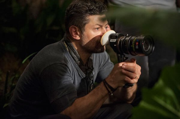 Andy Serkis directs