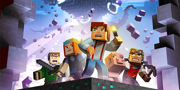 Minecraft Story Mode Comes to Netflix