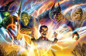 Goosebumps 2: Haunted Halloween Exclusive Announcement and Clip